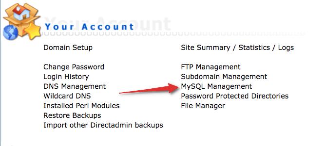 Hoe maak ik extern verbinding met mijn MySQL database
